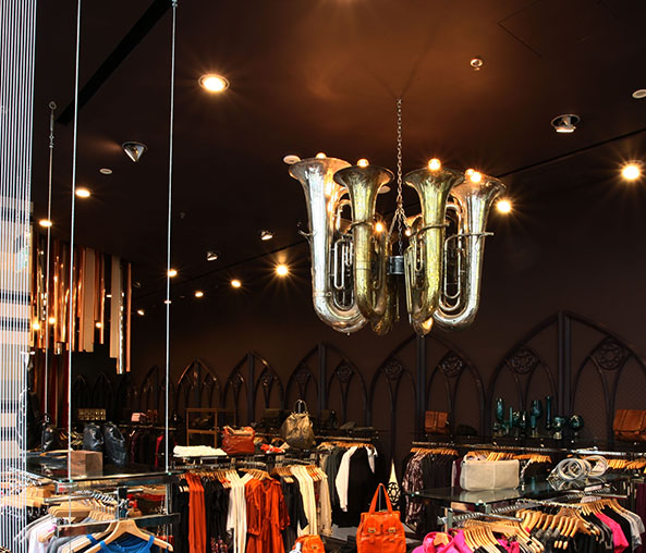 Ted Baker – Liverpool, Womenswear